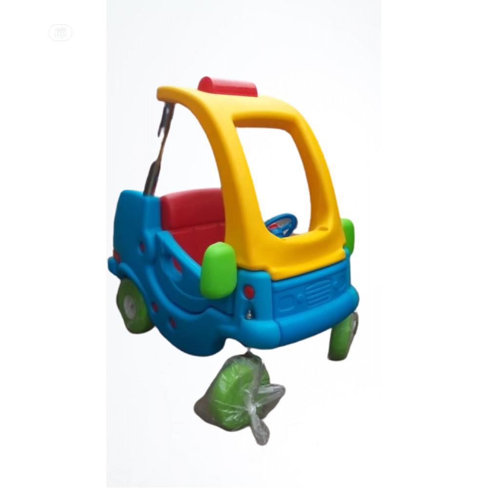 Kids Tolo Car Playground Equipment M12