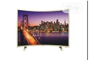 "Polystar 65"" Curved Smart UHD TV - Pv-Jp65cv2100sy | TV & DVD Equipment for sale in Lagos State, Alimosho"