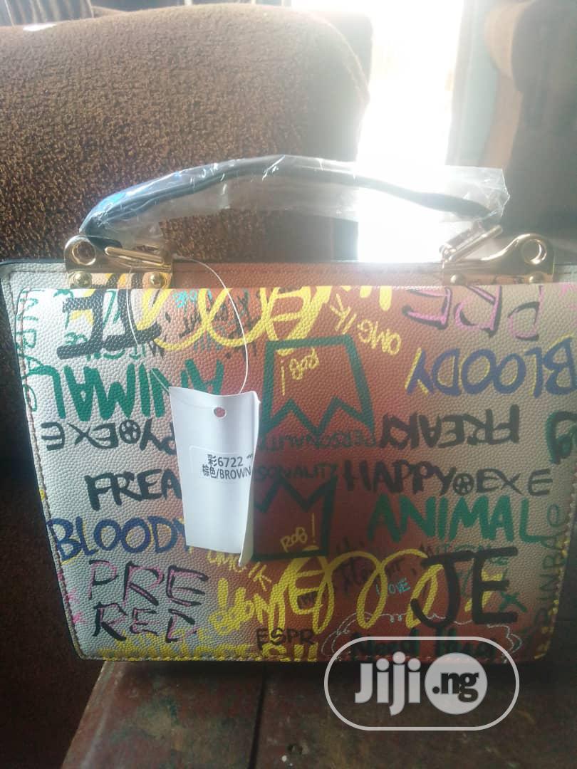 Trending Classic Portable Hand Bag | Bags for sale in Lagos Island (Eko), Lagos State, Nigeria