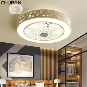 Chandelier Led Ceiling Fanlights Remote Control Fans Light   Home Accessories for sale in Lagos State, Magodo