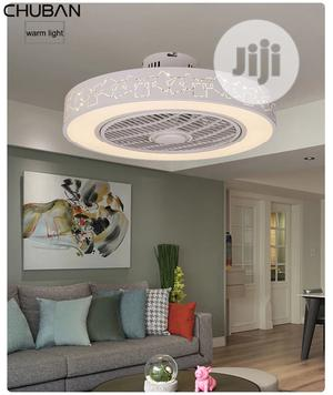 Chandelier Led Ceiling Fanlights Remote Control Fans Light   Home Accessories for sale in Lagos State, Maryland