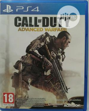 Ps4 Call of Duty: Advanced Warfare   Video Games for sale in Lagos State, Agege