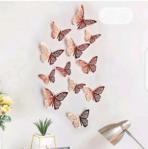 Decorative Butterfly Wall Sticker | Home Accessories for sale in Lagos State, Alimosho