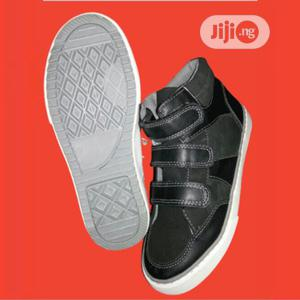 Hi-Top Canvas for Teen - Black | Children's Shoes for sale in Lagos State, Gbagada