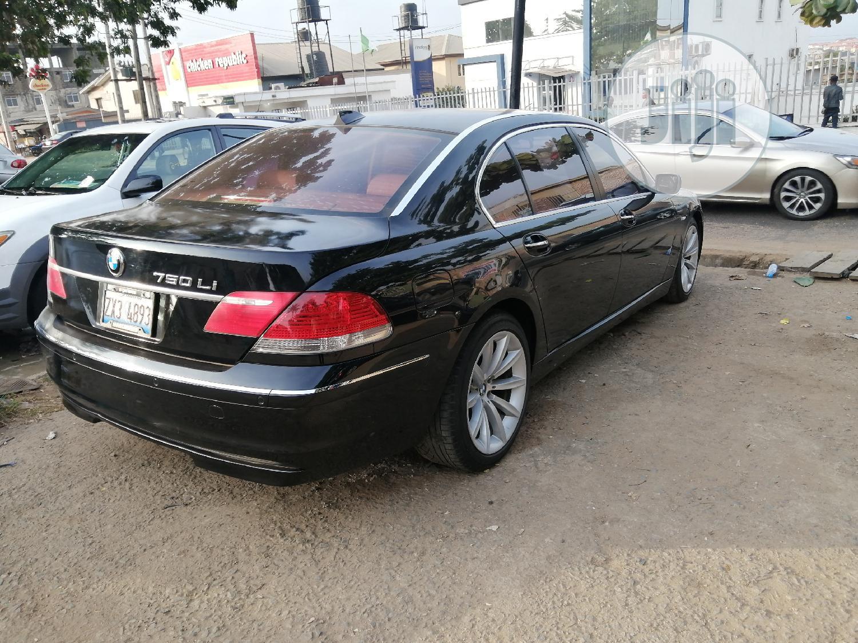 Archive: BMW 7 Series 2007 Black