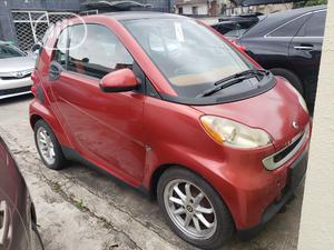 Smart ForTwo 2008 1.0 Red | Cars for sale in Lagos State, Surulere