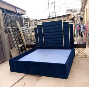 Classic Royal Bed Frame | Furniture for sale in Lagos State, Ikorodu