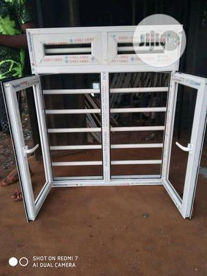 Casement Window With Burglary Proof | Windows for sale in Abuja (FCT) State, Lugbe District