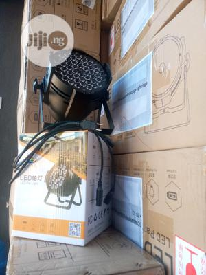 High Quality Stage Par Light 54×3 3in1 4 Wire   Stage Lighting & Effects for sale in Lagos State, Ojo
