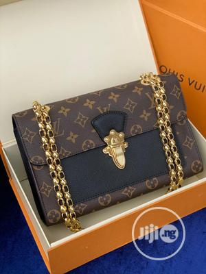 High Quality Louis Vuitton Leather Shulder Bag for Women | Bags for sale in Lagos State, Magodo