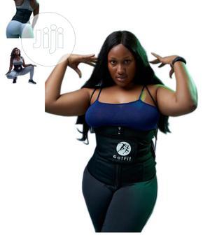 Single Strap Waist Trainer Tummy Trimmer Tummy Belt | Sports Equipment for sale in Lagos State, Alimosho