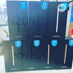 New Samsung Galaxy Note 20 Ultra 5G 256GB Gold | Mobile Phones for sale in Lagos State, Lekki