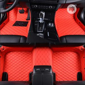 Wine Red Car Floor Foot Mat | Vehicle Parts & Accessories for sale in Lagos State, Ikoyi