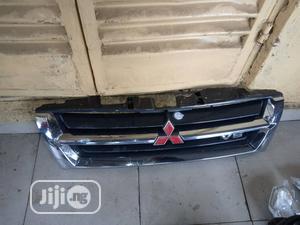 Front Grille For Mitsubishi Montero Limited. | Vehicle Parts & Accessories for sale in Kaduna State, Kaduna / Kaduna State