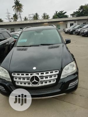 Mercedes-Benz M Class 2010 Black | Cars for sale in Lagos State, Apapa