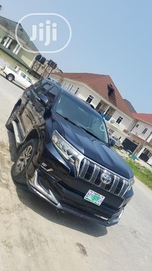 Toyota Land Cruiser Prado 2018 Black   Cars for sale in Lagos State, Lekki