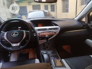 Lexus RX 2013 350 FWD Black | Cars for sale in Lagos State, Amuwo-Odofin