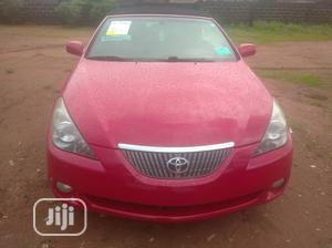 Toyota Solara 2006 Red   Cars for sale in Lagos State, Alimosho