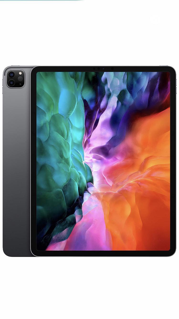 New Apple iPad Pro 12.9 (2020) 512 GB Gray