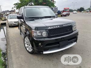 Land Rover Range Rover Sport 2008 4.2 V8 SC Black   Cars for sale in Akwa Ibom State, Uyo