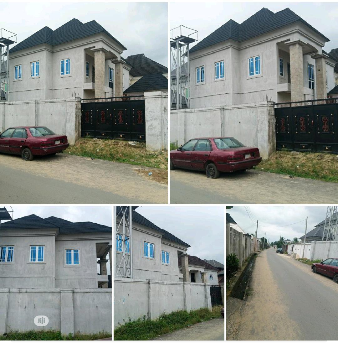 4bedroom Duplex Off Nta Road Behide Sizzla Port For Sale | Houses & Apartments For Sale for sale in Port-Harcourt, Rivers State, Nigeria