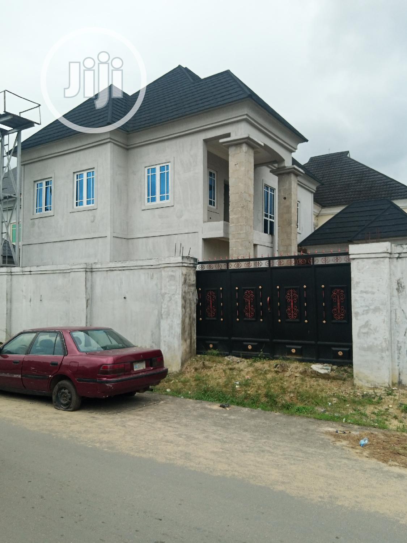 4bedroom Duplex Off Nta Road Behide Sizzla Port For Sale