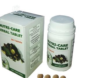 Eradicate Diabetes Completely With Nutri-Care Herbal Tablet   Vitamins & Supplements for sale in Kaduna State, Zaria