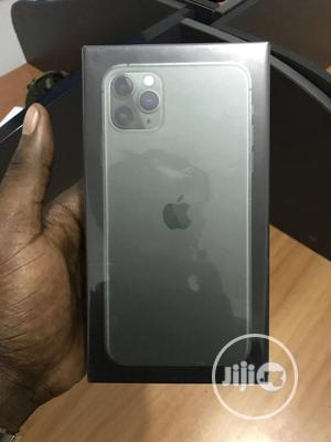 New Apple iPhone 11 Pro Max 256 GB Green | Mobile Phones for sale in Lagos State, Lekki