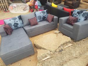 Modern Design L Shape With Single | Furniture for sale in Lagos State, Amuwo-Odofin