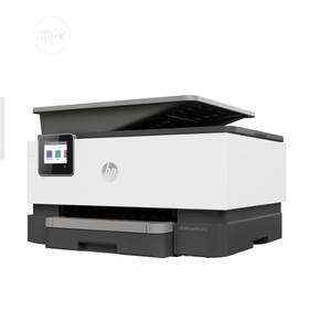 All in One Printer Officejet Pro 9013 - HP D111 | Printers & Scanners for sale in Lagos State, Alimosho