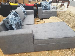 Modern Design L Shape With Single | Furniture for sale in Lagos State, Ojo