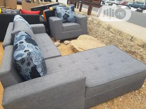 Modern Design L Shape With Single | Furniture for sale in Lagos State, Surulere