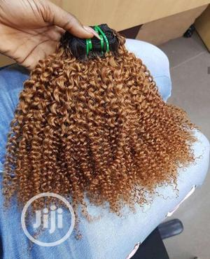 14inches Curly Hair   Hair Beauty for sale in Lagos State, Agboyi/Ketu