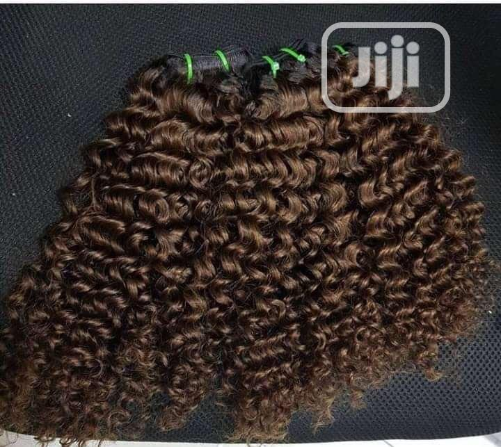 14inches Curly Hair   Hair Beauty for sale in Agboyi/Ketu, Lagos State, Nigeria