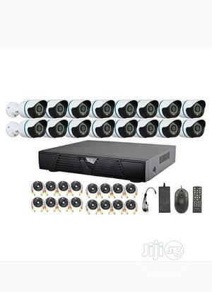 HD CCTV Kit (AHD) With Remote View 16 Channels | Security & Surveillance for sale in Lagos State, Ojo