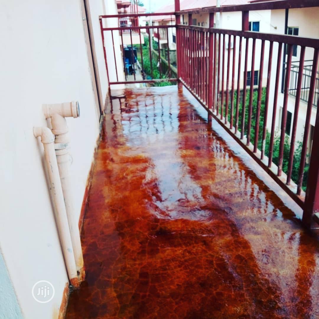 Epoxy Floor | Building Materials for sale in Ajah, Lagos State, Nigeria