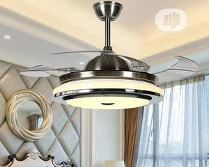 Modern Interior Ceiling Fan Chandelier 3 Different Colour   Home Accessories for sale in Lagos State, Lekki