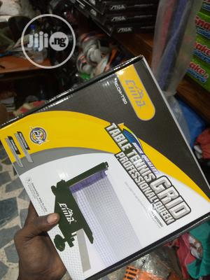 Original Table Tennis Post And Net   Sports Equipment for sale in Lagos State, Lekki