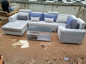 Set Of U-shape Sofa Chairs With A Table. Couch, Furniture | Furniture for sale in Lagos State, Agboyi/Ketu