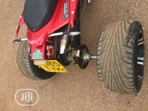 Motorcycle 2015 Red   Motorcycles & Scooters for sale in Oyo State, Ibadan