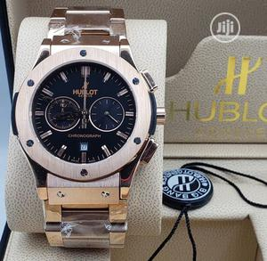 High Quality Hublot Stainless Steel Watch | Watches for sale in Oyo State, Ibadan