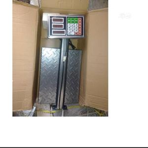 Camry Electronic Digital Platform Scale 300kg | Store Equipment for sale in Lagos State, Alimosho
