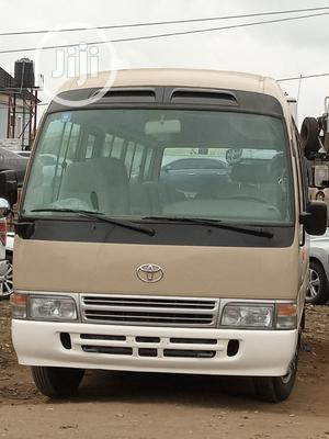 Toyota Coaster 2010   Buses & Microbuses for sale in Lagos State, Isolo