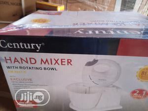 Century Hand and Cake Mixer With Rotating Bowl   Kitchen & Dining for sale in Oyo State, Ibadan