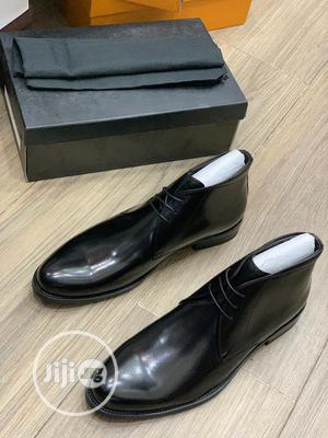 Pure Leather Ankle Shoes Lace Up Classics   Shoes for sale in Lagos State, Lagos Island (Eko)