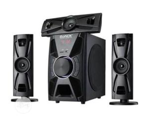3.1 Channel Home Theater Sound System With Bluethooth USB   Audio & Music Equipment for sale in Rivers State, Port-Harcourt