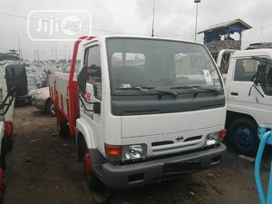 Nissan Cabstar 6tyres Red | Trucks & Trailers for sale in Lagos State, Apapa