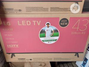 Original 43 Inches LG LED TV | TV & DVD Equipment for sale in Lagos State, Lekki