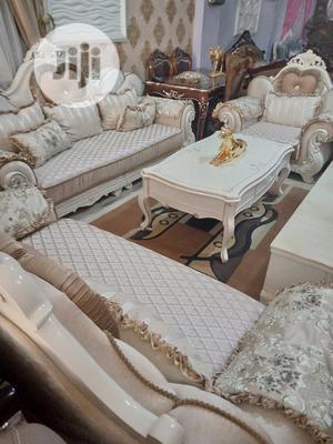 Italian Royal Sofa   Furniture for sale in Lagos State, Ajah
