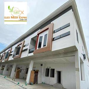 Beautifully New 3 And 4 Bedroom Terrrace Duplex | Houses & Apartments For Sale for sale in Lagos State, Lekki